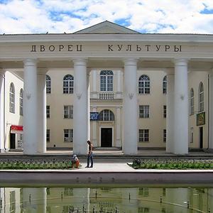 Дворцы и дома культуры Вадинска