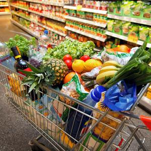 Магазины продуктов Вадинска