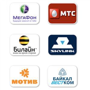 Операторы сотовой связи Вадинска