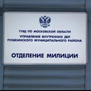 Отделения полиции Вадинска