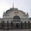 Железнодорожные вокзалы в Вадинске