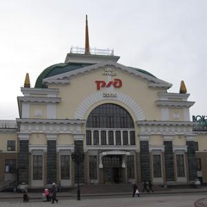 Железнодорожные вокзалы Вадинска